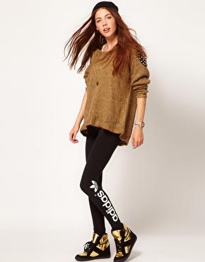 Adidas | Adidas Trefoil Leggings at ASOS