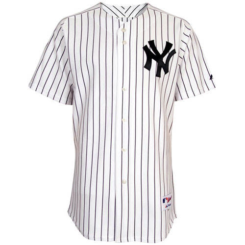 New York Yankees Authentic Home Jersey - MLB.com Shop