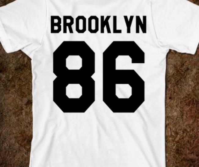 Brooklyn 86 Tee