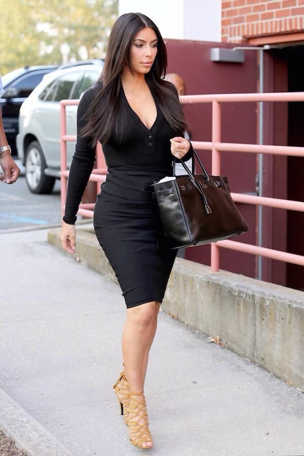 black dress bodycon tight tight kim kardashian keeping up with the kardashians clubwear