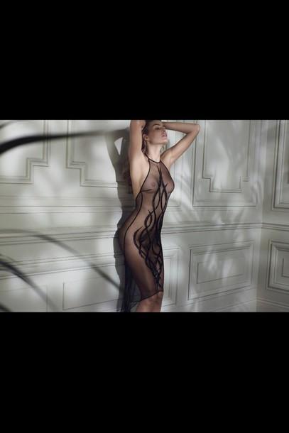 underwear lace dress sexy dress