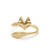 girlsluv.it - fox ring, adjustable