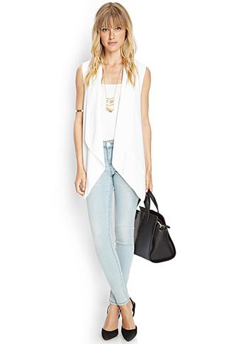 Stretch Denim Skinny Jeans   FOREVER21 - 2000069222