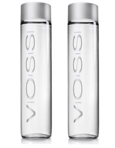 Voss 375 ml lasipullo, vesi | Yksittäiset | Juomat | Verkkokauppa.com