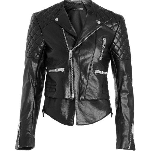 Balenciaga Motorcycle Jacket at Barneys.com