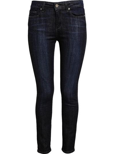 Paige Indigo Stretch Denim Jeans - Browns - Farfetch.com