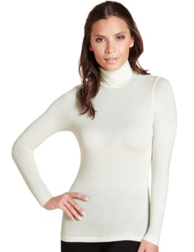 Heatgen™ Polo Neck Thermal Top - Marks & Spencer