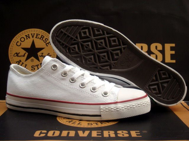 Converse All Star white low [A120128] - $54.90 : Converse shoes, converse store