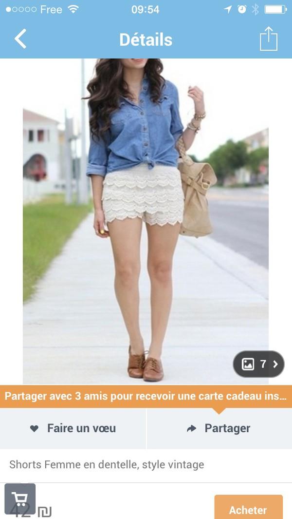 bag shorts