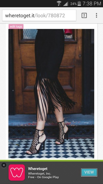 shoes black heels shapes sandals