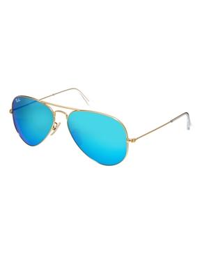 Ray-Ban | Ray-Ban Large Aviator Sunglasses at ASOS