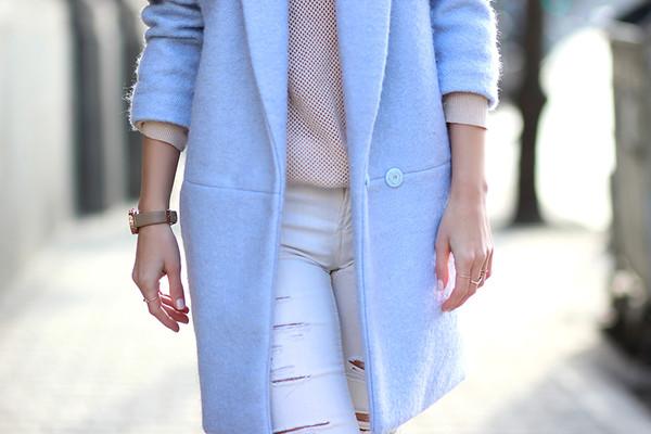 sirma markova coat jeans t-shirt shoes jewels sunglasses