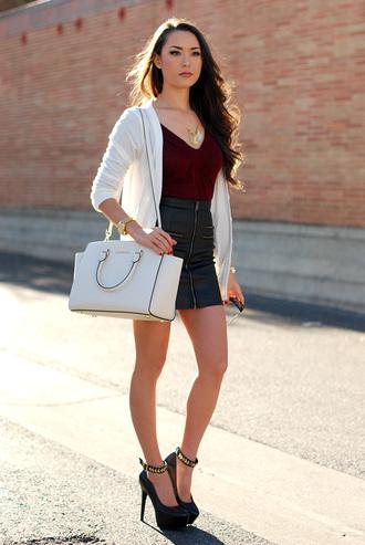 hapa time sweater t-shirt skirt jewels shoes