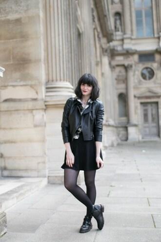 mahayanna blogger jacket shoes