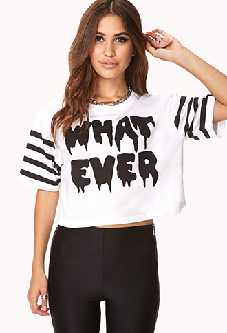 Statement-Making Whatever Top | FOREVER 21 - 2000074097