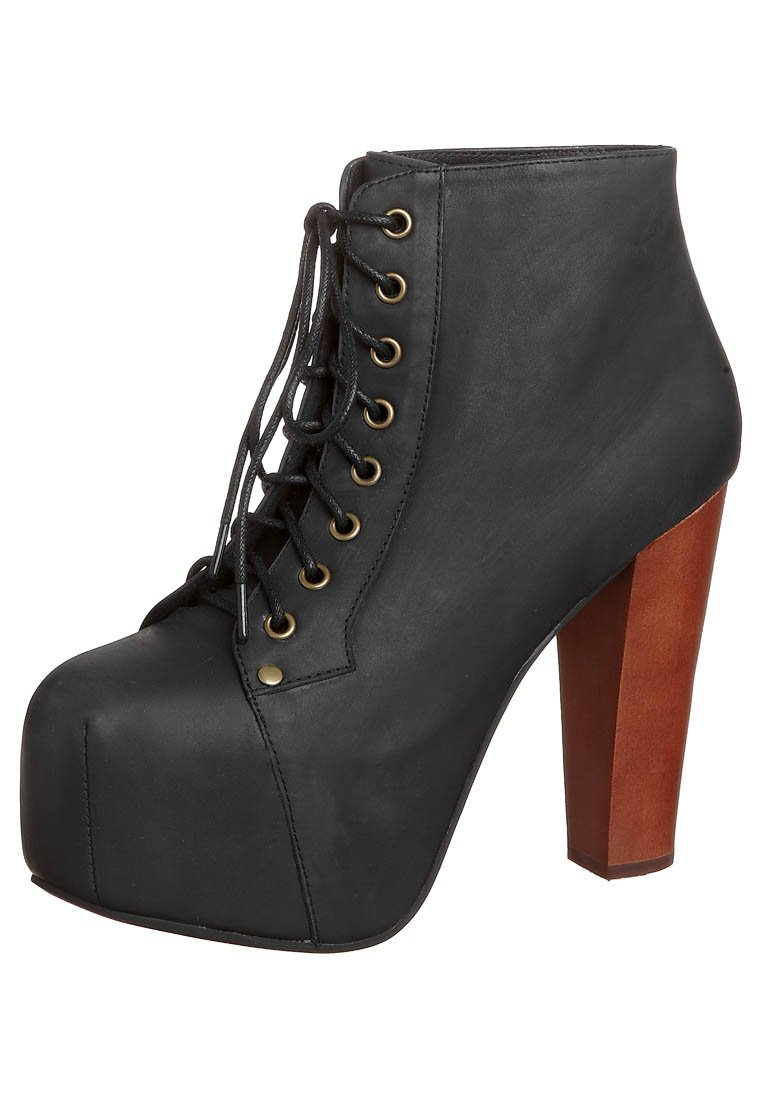 Jeffrey Campbell LITA - Platform boots - black - Zalando.co.uk