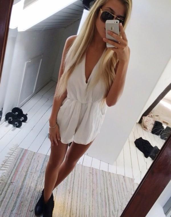 jumpsuit blouse