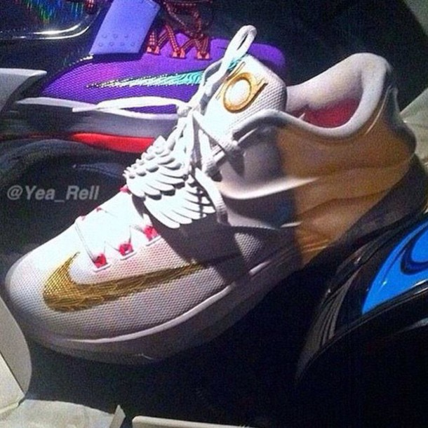 shoes kds white nike