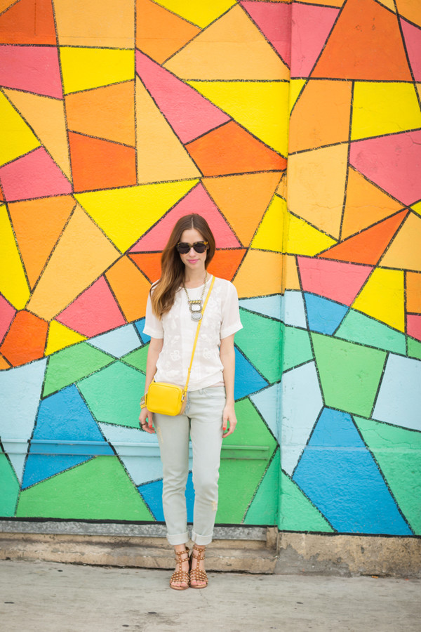m loves m top jeans bag jewels sunglasses shoes