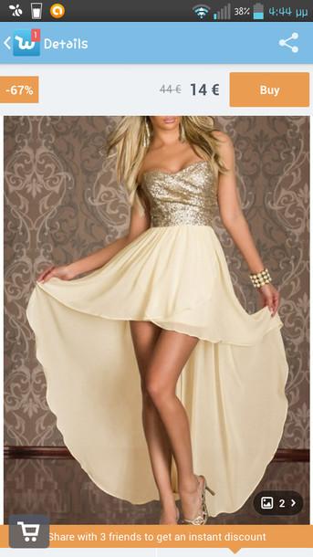 glamour dress short front dress long back dress prom dress sexy dress custom dress