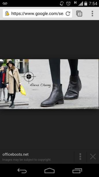 chelsea boots shoes