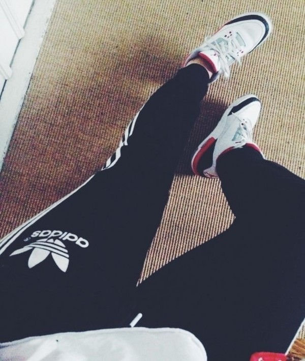 pants shoes jeans adidas tights