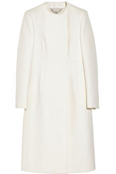 Francis wool coat | Stella McCartney | 68% off | THE OUTNET