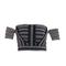 Boutique 1 - erdem - black striped crop top | boutique1.com