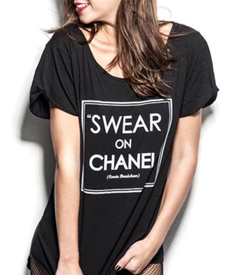 t-shirt carrie bradshaw