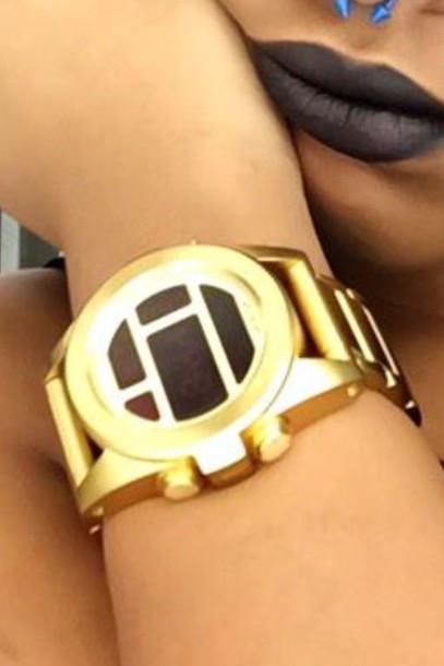 jewels watch gold jewelry gold watch