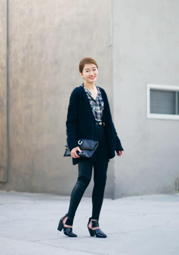 rouge fox sweater shirt pants bag shoes