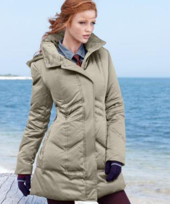 Laundry by Shelli Segal Pillow-Collar Hooded Puffer Coat - Coats - Women - Macy's