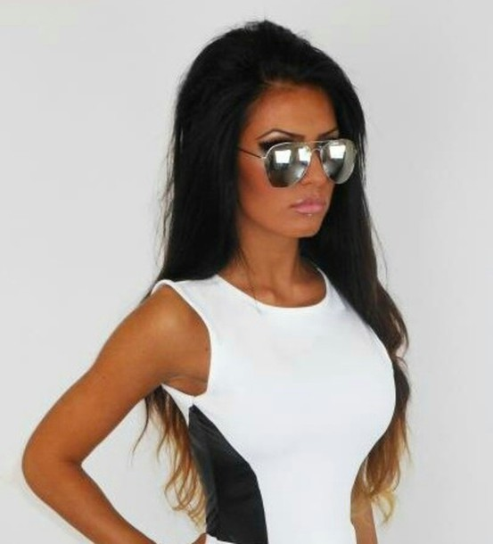 top sleeveless sides