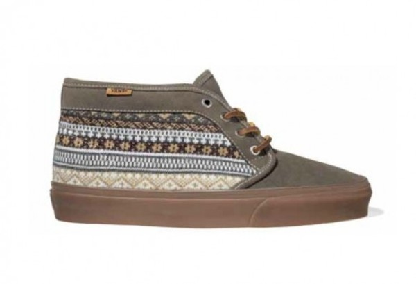 shoes shoes vans cali california chukka boot nordic pack