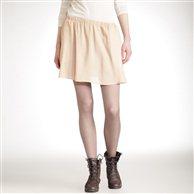 Plain Short Skater Skirt with Elasticated Waistband | LA REDOUTE CREATION  | La Redoute