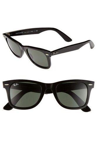 sunglasses black sunglasses rayban wayfarer