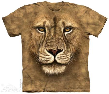 Lion Warrior T-Shirt