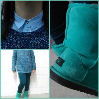 shoes ugg boots tiffany tiffany blue