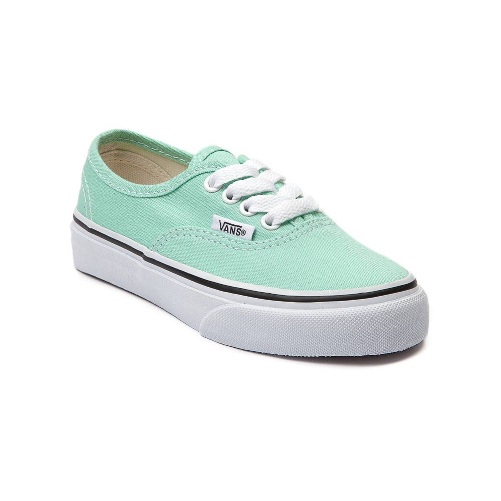 Green Kitchen App Android: YouthTween Vans Authentic Skate Shoe, Mint