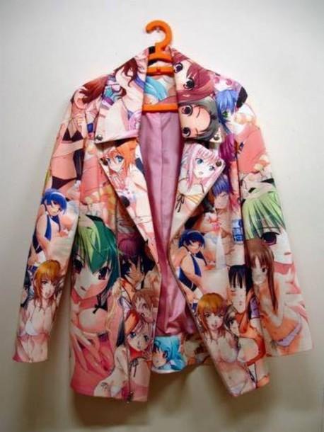 jacket anime suit