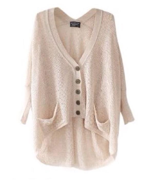 blouse white cardigan