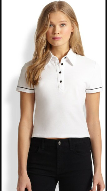 shirt polo shirt polo shirt t-shirt cropped cropped shirt collared shirt