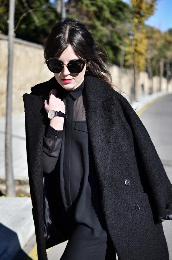 views by laura shoes dress coat sunglasses