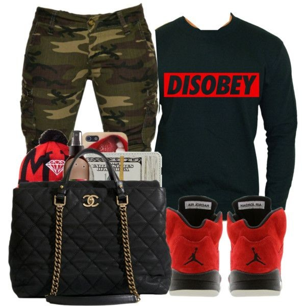 shirt camouflage chanel chanel inspired bag bag black purse big purse camouflage cargo pants cargo pants green cargo pants disobey obey obey long sleeves black red air jordan air jordan cute outfits outfit outfit dope dope swag swag streetwear jeans clothes clothes obey shoes coat jordans blouse pants t-shirt jacket