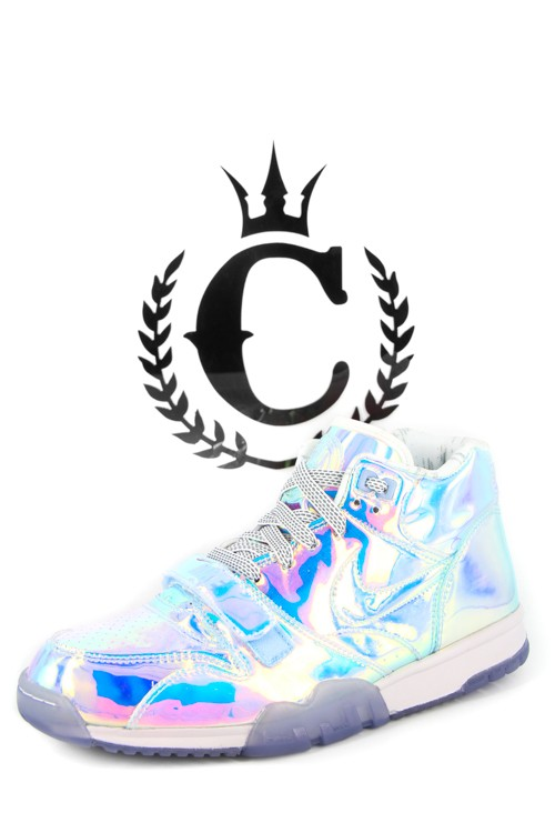 NIKE Air Trainer 1 Mid Prm QS Multi-color/ice Blue   Culture Kings Online Store