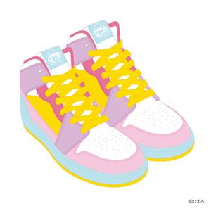 AmiAmi [Character & Hobby Shop] | Creamy Mami, the Magic Angel - High Tech Sneakers 30th Anniversary Design Yu L