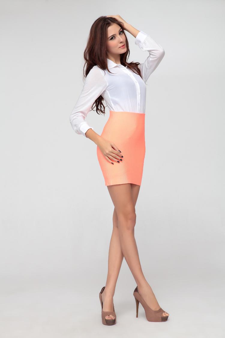 Apricot Bandage Skirt H050A$79