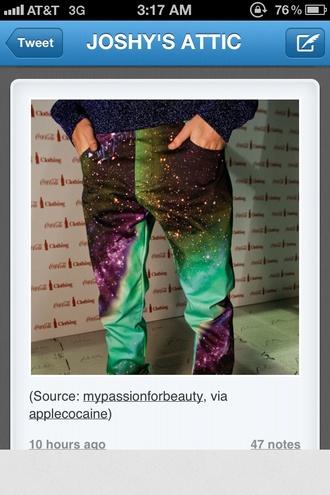 pants cosmic
