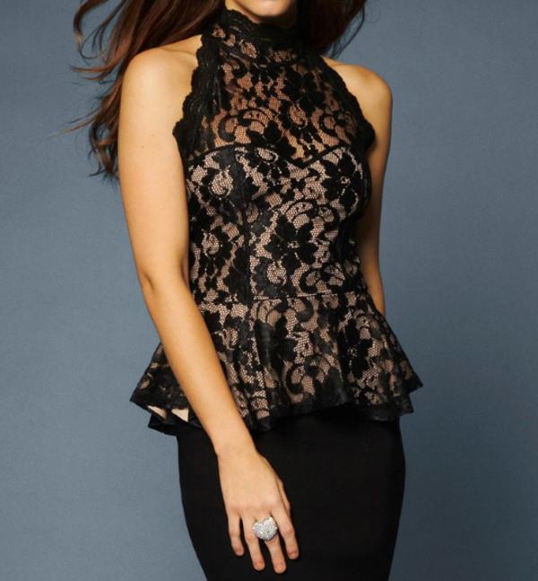 top black pretty