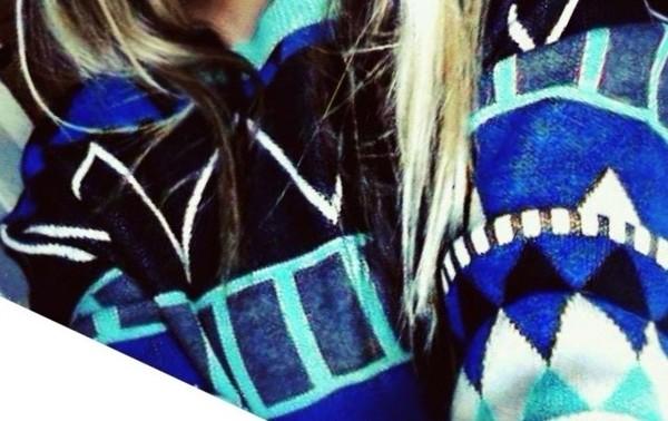 sweater aztec aztec sweater
